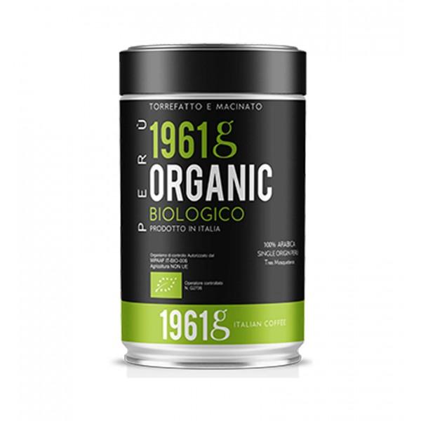 Biologico 250 gr macinato 1961 Organic Perù