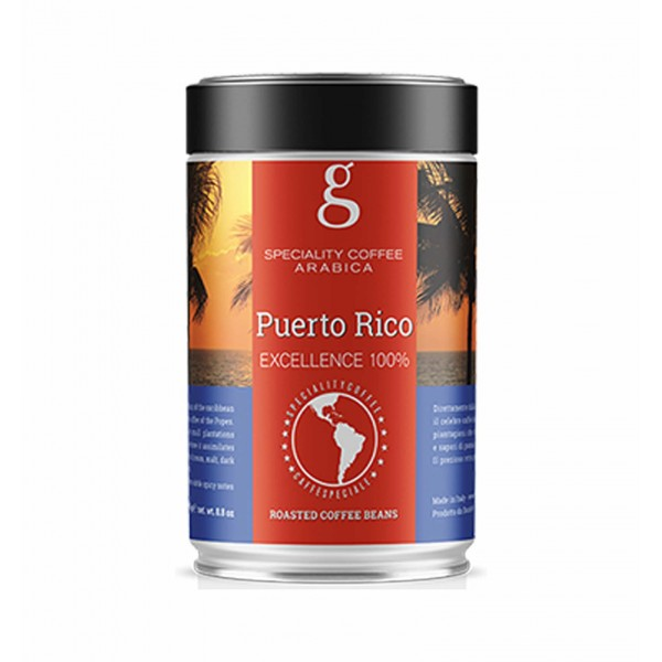 Speciality Coffe Beans 250 g portorico