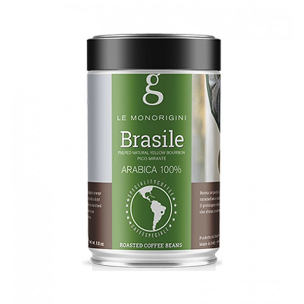 specility coffee beans 250 gr brasile